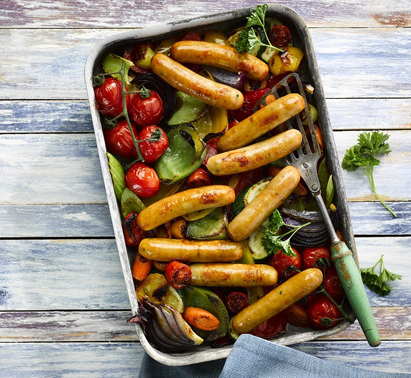 Chicken Chipolatas from Edwards of Conwy